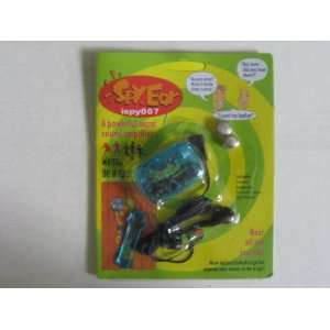 ispy007 Spy Ear Secret Sound Amplifier Toys & Games