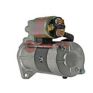 NEW STARTER MOTOR NEW HOLLAND APPLICATIONS WITH MITSUBISHI