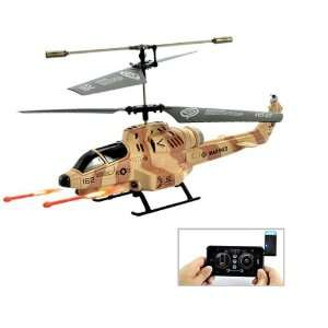 Iphone/ipad/ipod Touch/android Phone Controlled Rc