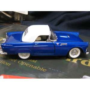 1955 Ford Thunderbird Hard Top Die cast 132 Scale