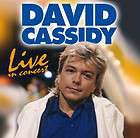 , DAVID   LIVE IN CONCERT   CD ALBUM ZYX MUSIC N 0090204899258