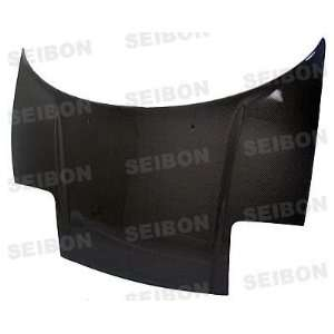 SEIBON CARBON FIBER HOOD OEM HD9201ACNSX OE Automotive
