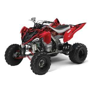 Huntington Ink AMR Racing Yamaha Raptor 700 ATV Quad Graphic Kit