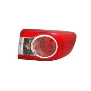 TYC 11 6363 00 Toyota Corolla Right Replacement Tail Lamp