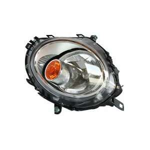 TYC 20 6888 00 Mini Cooper Driver Side Headlight Assembly