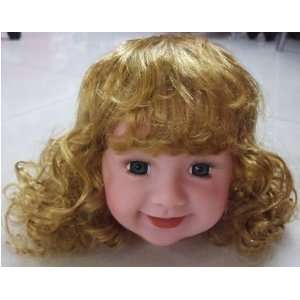 New Baby Kid Child Children Girl Mannequin Head for Fashion Wig/hat