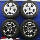 20 Wheels Rims Mud Tires Lifted Silverado Tahoe Yukon