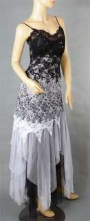 Prom Gown Evening Formal Party Wedding Lace Dress 2176