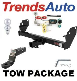 05 11 Toyota Tacoma Pickup Trailer Hitch,Wiring Tow Pkg