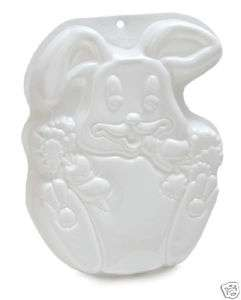 Pantastic Rabbit Easter Bunny Cake Pan Jello Mold