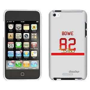 Dwayne Bowe Signed Jersey on iPod Touch 4 Gumdrop Air