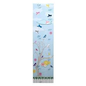 Studio Arts Kids Under the Tree   Magnetic Growth Chart