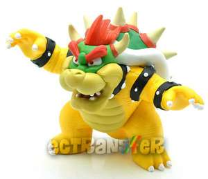 KOOPA BOWSER Super Mario Bros New Figure Toy Doll/MS1494