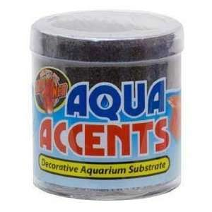 Zoo Med BA 1 Aqua Accents Dark River Pebbles 0.5lb Pet
