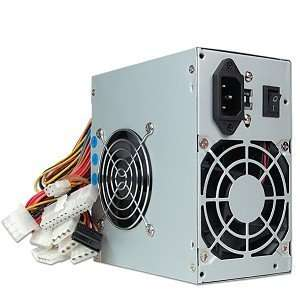 Echo Star 600W 20+4 pin Dual Fan ATX PSU w/SATA
