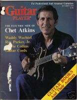Guitar Player Magazine October 1979, v.13,#10 Chet Atkins