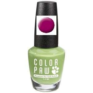 Color Paw Fast Drying Pet Dog Nail Polish Scarlet Red