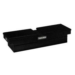 com Tradesman 60 in. Aluminum Gull Wing Deep Well Cross Bed Tool Box