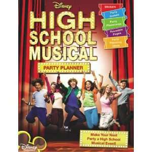 High School Musical Party Planner Toys & Games