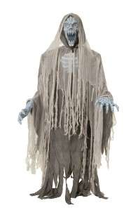 ANIMATED EVIL ENTITY REAPER Halloween Prop NEW