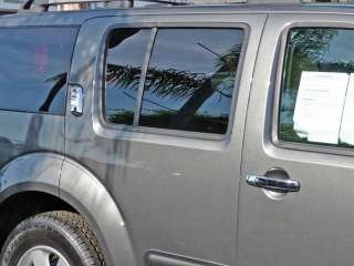 PATHFINDER 4DR (KE) SUV 2005   2011 TFP ABS CHROME DOOR HANDLE COVER
