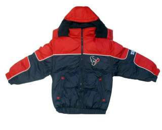 NFL Houston Texans Heavyweight Jacket