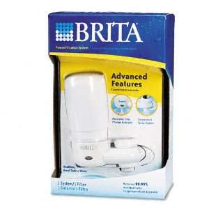 Brita   Faucet Filter System, Electronic Filter Change