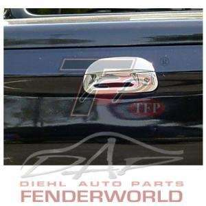 FORD EXPLORER SPORT TRAC 01 06 TFP CHROME REAR COVERS Automotive