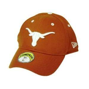 Texas Longhorns Concealer NCAA Wool Blend Exact Sized Cap by New