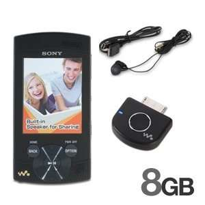 Sony  Player Walkman with Bluetooth Adaptor