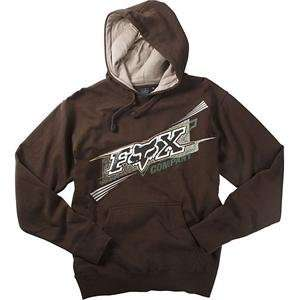 Fox Racing Dash Hoody   X Large/Dark Brown Automotive