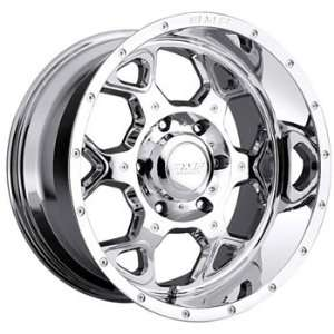 BMF SOTA 20x9 Chrome Wheel / Rim 6x5.5 with a 0mm Offset and a 106.00