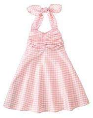 NWT Gymboree Ice Cream Social Pink Dress Purse Gloves 4