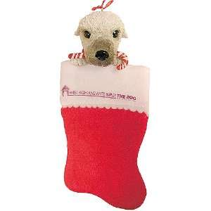 The Dog West Highland White Terrier Stocking Christmas