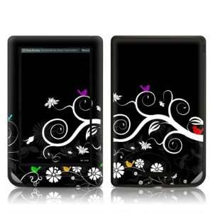 Tweet Dark Design Protective Decal Skin Sticker for Barnes