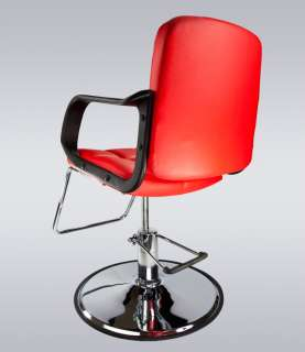 Classic Hydraulic PVC Barber Chair Hair Styling Salon Beauty