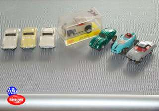 Vintage AURORA Slot Cars incl.1963 CORVETTE Split Window Coupe 1932
