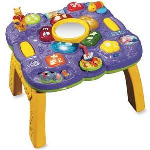 Learn & Groove Activity Gyms Developmental Baby Toy Fun Musical Table