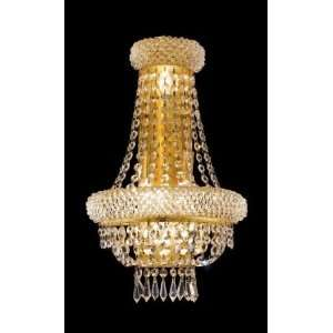 1803W12SG Elegant Lighting Primo Collection lighting