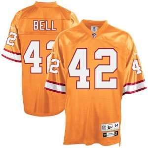 Ricky Bell Tampa Bay Buccaneers Orange NFL Premier Throwback Jersey