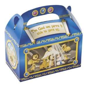 Daniel Courage Treat Boxes   Party Favor & Goody Bags & Paper Goody