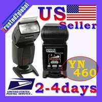560 Flash Speedlite for Canon 1000D 500D 550D 450D
