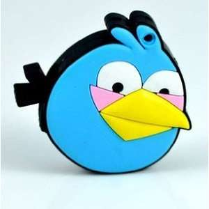 New Angry Bird Style Cartoon USB Flash Drive(Blue
