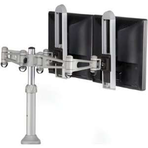 Humanscale M7 Dual Monitor Arm (Build Your Own) Desk Mount