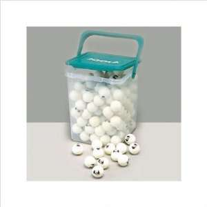 Magic Ping Pong Balls   144 Count with Bucket Color