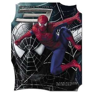 Spider Man 3 2008 Fun Shaped Wall Calendar
