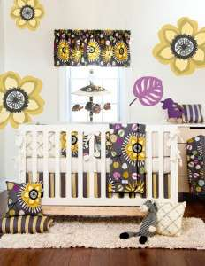 Glenna Jean MELROSE 8 Pc Crib Baby Bedding Set NEW http//www.auctiva
