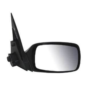 New Passenger Side View Mirror Glass Housing Smooth Cover