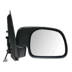New Passengers Power Side View Mirror Glass Housing Assembly Paddle
