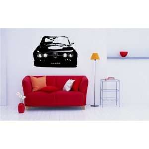 Wall MURAL Vinyl Sticker Car Alfa Romeo GTA S. 536